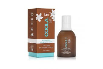 COOLA Organic Sunless Tan Anti-Ageing Face Serum | Antioxidant Enriched | Gradual Tan | Transfer-Free | Fast Drying | Pina Colada