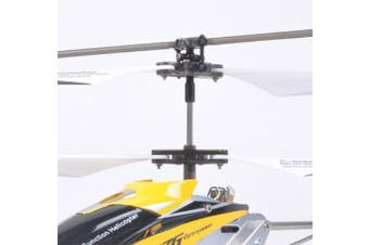 NEW Black Yellow Syma S107G 3 Channel RC Radio Remote Control Helicopter with Gyro