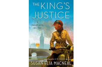 The King's Justice: A Maggie Hope Mystery (MAGGIE HOPE)