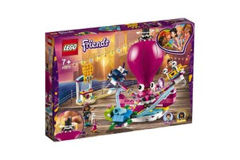 LEGO Friends Funny Octopus Ride 41373