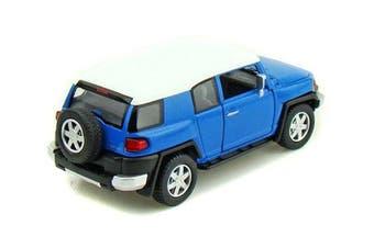 Toyota FJ Cruiser 1/36 Blue