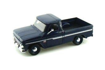 1966 Chevy C10 Fleetside Pickup 1/24 Dark Blue