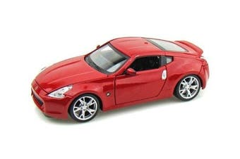2009 fits Nissan 370z (Sport Edition) 1/24 Red