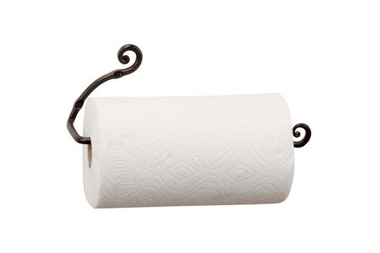 Decorative Wall Mount Paper Towel Holder from assets.kogan.com