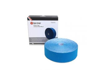 (5.1cm  x 33.5 yds, Blue) - Body Sport Physio Tape, Kinesiology Tape to Support Muscles and Joints, Prevent Injury