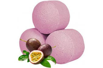 (5) - Passion Fruit - Chill Pills, Wedding Favour, Mini Bath Bomb (5)