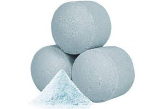 (10) - Baby Powder - Chill Pills, Wedding Favour, Mini Bath Bomb (10)