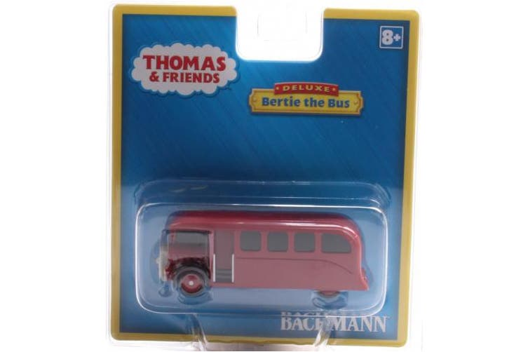 Bachmann Trains Thomas And Friends Bertie The Bus