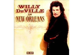 Willy DeVille In New Orleans