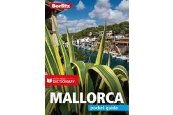 Berlitz Pocket Guide Mallorca (Travel Guide with Dictionary) (Berlitz Pocket Guides)