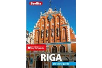 Berlitz Pocket Guide Riga (Travel Guide with Dictionary) (Berlitz Pocket Guides)