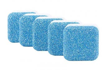 (7) - BigbigHouse Premium Washing Machine Cleaner, Triple Decontamination Capacity, Keep Your Washer Fresh, 6+1 Tablets