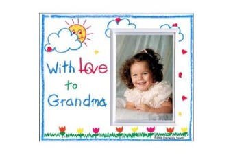 With Love to Grandma - Picture Frame Gift