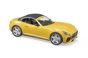 Bruder 3480 Roadster Yellow