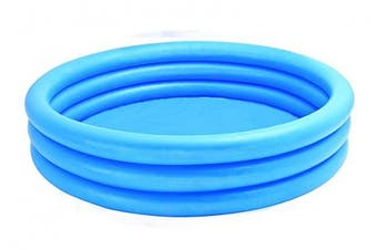 (1 SIZE) - Intex Crystal Blue Pool