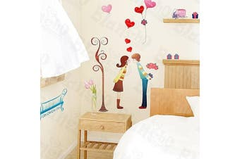 Fall in Love - Wall Decals Stickers Appliques Home Decor