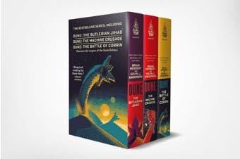 Dune Boxed Set #1 (2019): The Butlerian Jihad, the Machine Crusade, the Battle of Corrin (Dune)