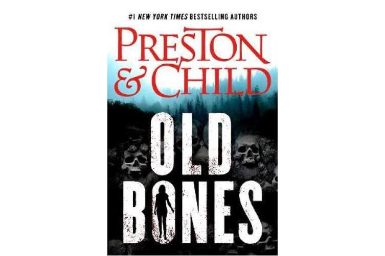 Old Bones (Nora Kelly)