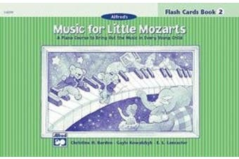 Music for Little Mozarts: Flash Cards - Level 2