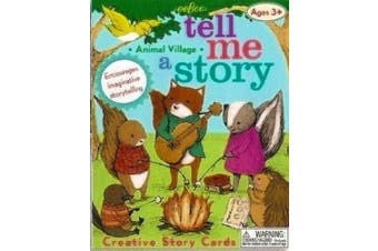 Tell Me A Story - Animal Village - Creative Story Cards