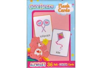 Care Bears Flash Cards ~ Alphabet