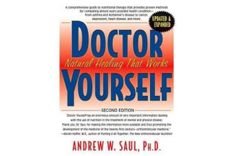 Doctor Yourself: Natural Healing That Works - Revised & Expanded