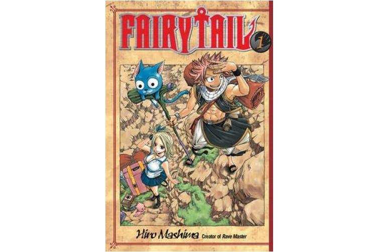 Fairy Tail V01