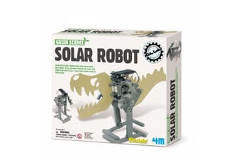 Great Gizmos Science Museum Green Science Solar Robot