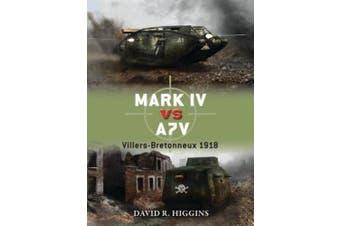 Mark IV vs A7V: Villers-Bretonneux, 1918 (Duel)