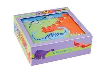 Dinosaur Block Puzzle (Bearfoot)