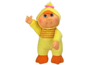 Cabbage Patch Kids Cuties Amelia Chick 23cm Soft Body Baby Doll - Garden Party Collection