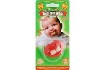 Billy Bob Teeth Broadway Baby Pacifier