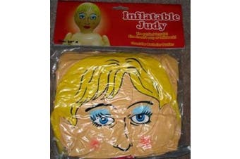 Inflatable Judy Doll