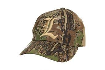 (Louisville Cardinals (Camo)) - Captivating Headgear NCAA Adult Baseball Cap Adjustable Hat