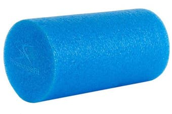 (Blue 12x6) - ProsourceFit Flex Foam Rollers for Muscle Massage, Physical Therapy, Core & Balance Exercises Stabilisation