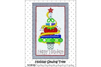 Amy Bradley Designs ABD290 Holiday Sewing Tree Quilt Pattern