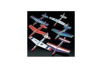 Foam Aeroplane Gliders (4 dz)
