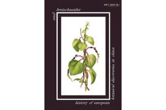 History of European Botanical Discoveries in China