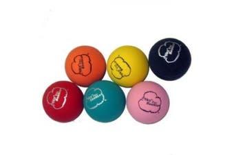 Sky Bounce Ball 3pk - Assorted Colours 5.1cm