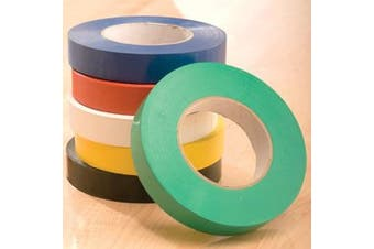 (2.5cm  x 60-Yard, Green) - Gamecraft Floor Marking Tape