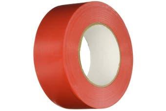 (2.5cm  x 60-Yard, Red) - Gamecraft Floor Marking Tape