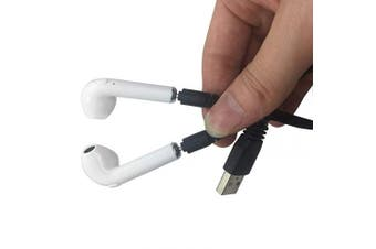 USB Dual Charging Cable for HBQ i7 i7s Bluetooth Headset 20CM Power Charger Cable,I7S and I7 Earbuds USB Charging Cable