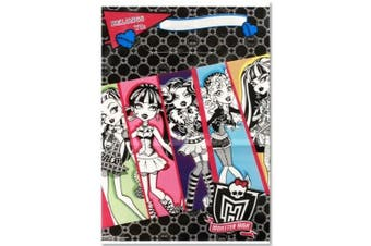 Amscan Monster High Treat Bags - 8 per pack
