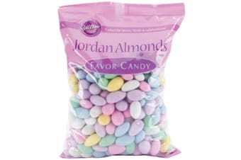 Jordan Almonds Assorted Colours Large Bag 1300ml