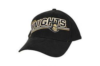 (Central Florida Knights (Banner)) - Captivating Headgear NCAA Adult Baseball Cap Adjustable Hat