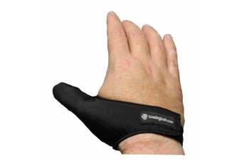 (Right) - bowlingball.com Bowling Thumb Saver Protector