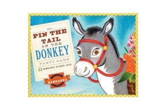 Eeboo Pin the Tail on the Donkey