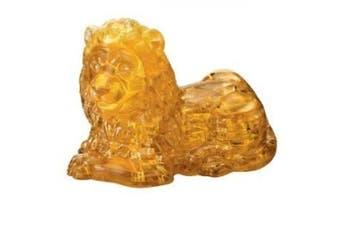 3D Crystal Puzzle, Lion