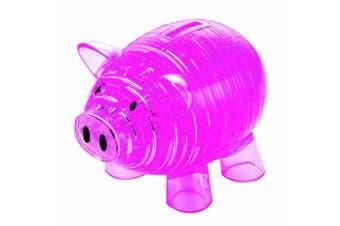 (Piggy Bank) - 3D Crystal Puzzle, Piggy Bank