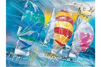 Sailboats Jigsaw Puzzle 1500pc